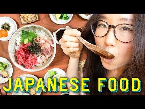 JAPANESE FOOD in San Francisco ft. JINS