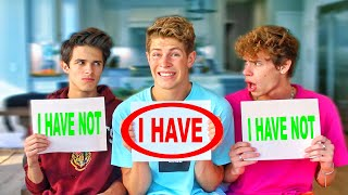 NEVER HAVE I EVER w/ Brent Rivera and Caleb Burton Part 3!