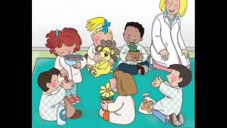 El día del Medio Ambiente - Cuento para niños de 4 años