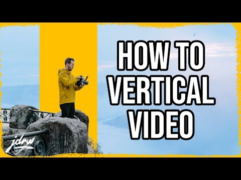 Vertical Video is bad - Here's how to do it!