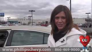 Certified 2011 Buick LaCrosse Walkaround at Phillips Chevrolet - Used Car Sales Chicago Dealership