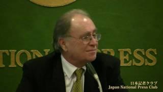 マレー・マクレーン駐日オーストラリア大使 2011.07.04