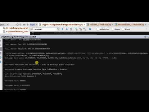 Bitcoin trading bot python gdax