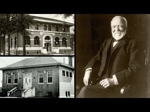 Carnegie Libraries | Thread Through Time | MPB