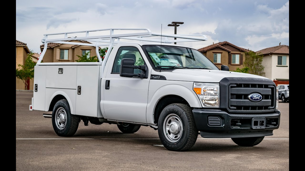 ford gallery service vehicles img body silsbee fleet w