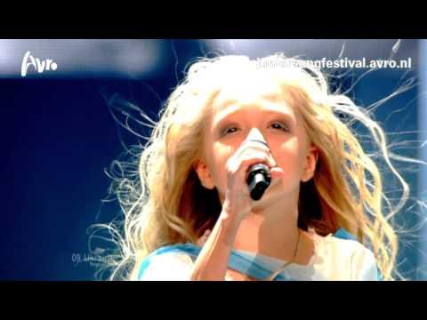 Junior Eurovision Song Contest - Oekraïne: Anastasiya Petryk - Nebo (2012)