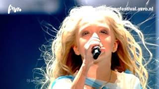 Junior Eurovision Song Contest - Oekraïne: Anastasiya Petryk - Nebo (2012)(Anastasiya Petryk uit Oekraïne met het nummer: Nebo tijdens het Junior Eurovisie Songfestival 2012 in Amsterdam. Meer Junior Songfestival vind je op: ..., 2012-12-10T12:44:03.000Z)
