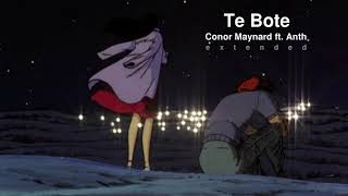 Te Bote - Conor Maynard ft. Anth (Extended)
