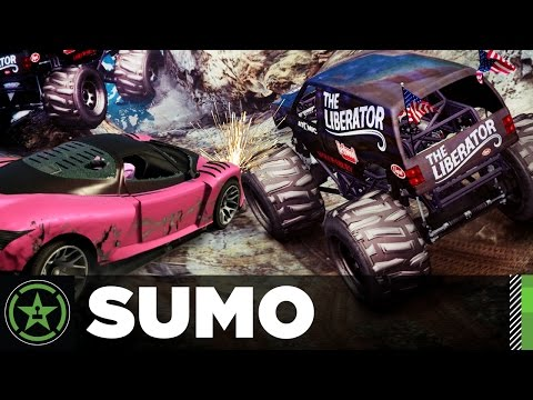 Let's Play: GTA V - Sumo!