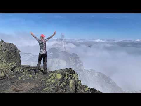 Vandring till toppen