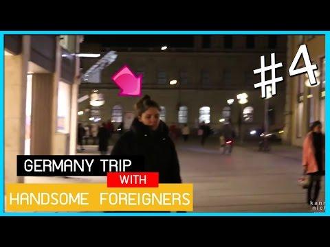 ได้ส่องสาวสักที!! | Germany trip with handsome foreigners