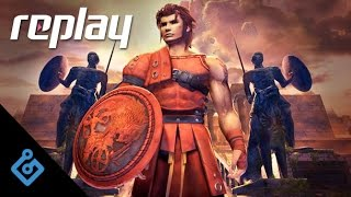 Replay - Rygar: The Legendary Adventure
