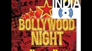 Bollywood Night Dance Party Show Four Radio India Worldwide Digital Stream Screenworks Entertainment