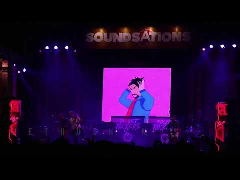 ROCKET ROCKER - BANGKIT(LIVE AT PONTIANAK SOUNDSATION2018)