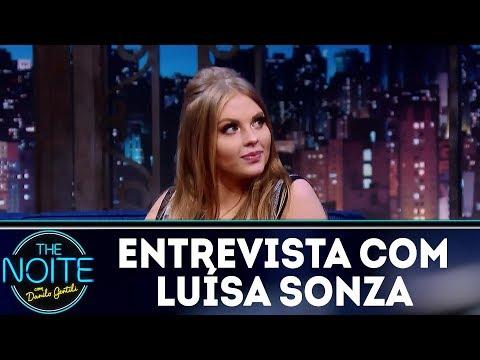 Entrevista com Luísa Sonza The Noite 181217