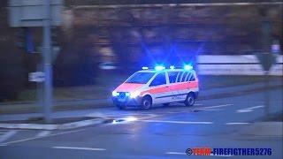 [Erstmalig] Neues NEF Eigenbetrieb Rettungsdienst Kreis Offenbach Rettungswache Langen