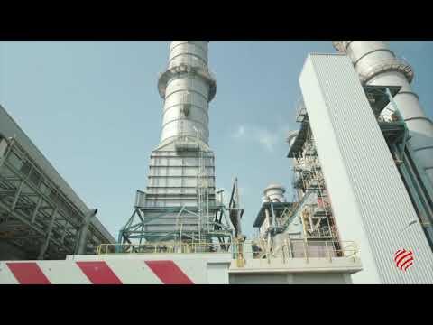 Jebel Ali M Desalination Plant - UAE