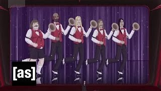 Dethklok Tribute Bands | Metalocalypse | Adult Swim