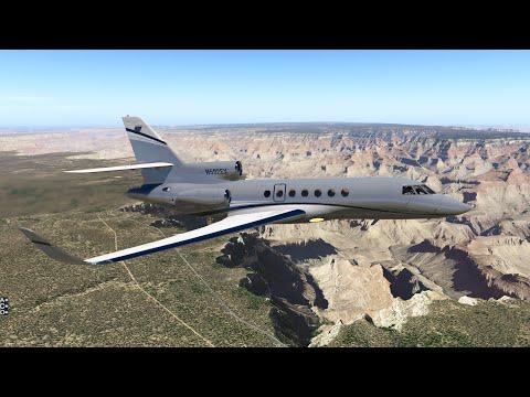 XP11 | KGCN (Grand Canyon) – KCID (Eastern Iowa) | Carenado