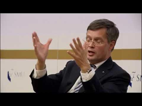 SMU PDLS: Prof Jan Peter Balkenende (Part 2) | Q&A on 11 Sep 2017