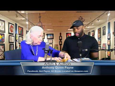 Author Anthony Quinn Payne on Artists & Authors