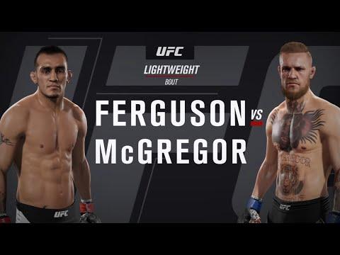 Фергюсон vs Макгрегор ( Тони Фергюсон против Конара Макгрегора ) UFC 2.
