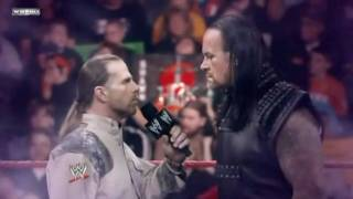 HBK vs Undertaker WM26 Promo (Running up that Hill)