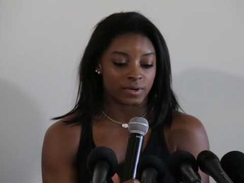 Simone Biles Speaks About Education and Social Media ...