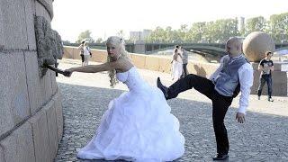 Неудачные свадебные фото # 2