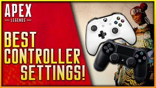 Download Best Controller Settings for Apex Legends! (Response Curves, Layouts, & More!) Mp3 and Videos