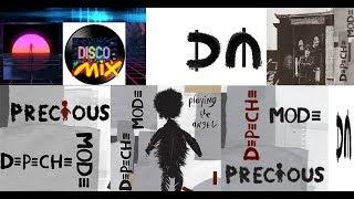 Depeche Mode Precious Disco Mix Extra Remix VP Dj Duck