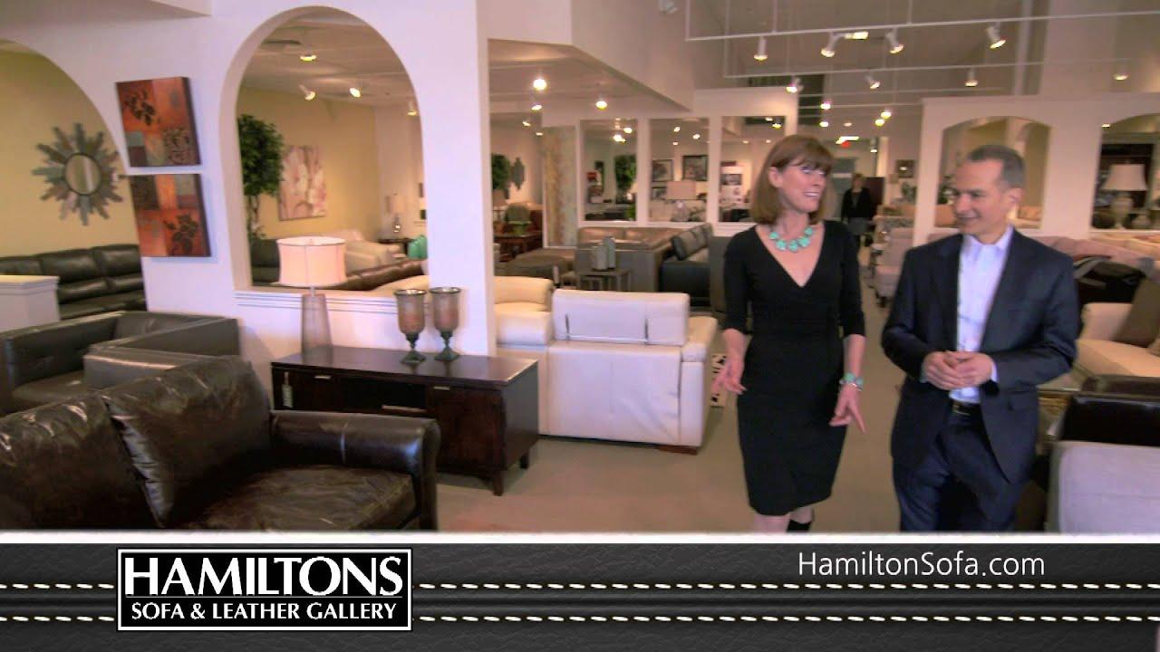 Hamilton S Sofa Leather Gallery