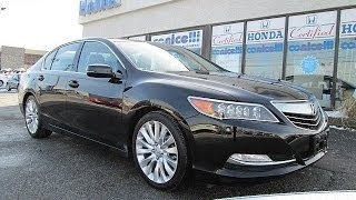 2014 Acura RLX at Conicelli Honda in Conshohocken