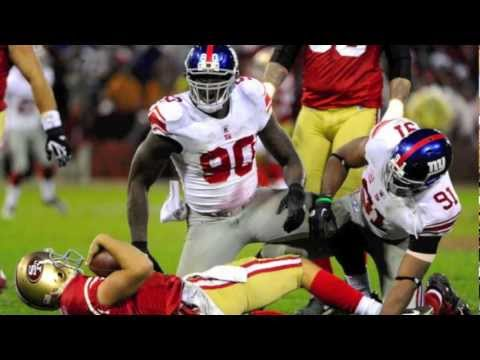 Sweet - 2011-2012 NEW YORK GIANTS SUPERBOWL Anthem Song
