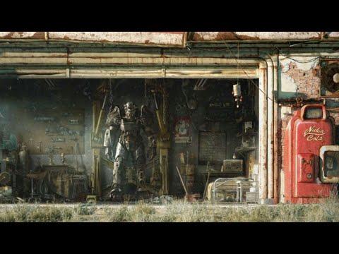 FALLOUT 4: SURVIVAL MODE: Part 4   Junkyards, frat boys, and a broken rooftop.