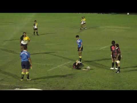 KC Rugby 7 Test Match ทีมหญิง จุฬาลงกรณ์ Vs วิทยาลัยพลศึกษากรุงเทพ