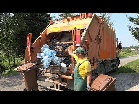 Garbage Trucks: NTM Rear Loaders