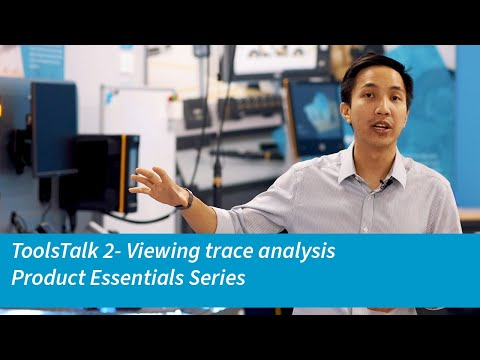 ToolsTalk 2 Product Essential Series: Viewing Trace Analysis | Atlas Copco USA