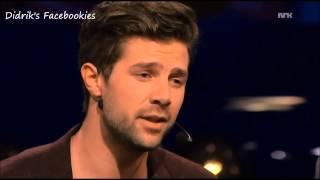 "Didrik Solli-Tangen  ""Myrsnipa"" on ""Beat for Beat"" NRK1 29.11.13"