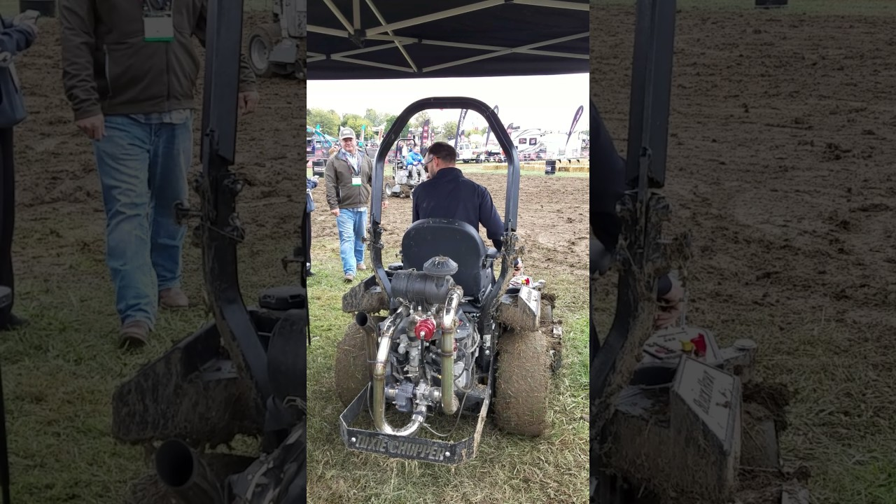 Dixie Chopper Xcaliber mower by Don Clements