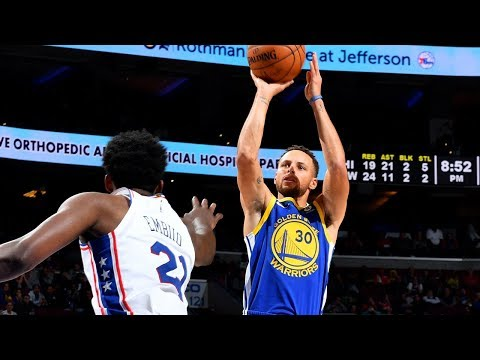 Warriors Sound: Sixers Come to Town