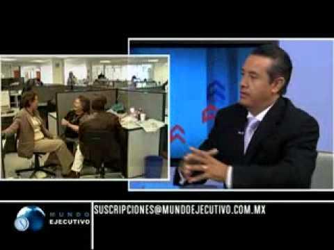 Entrevista Televisiva a el Director General de Simuladores On Line Abrahám González Mundo Ejecutivo