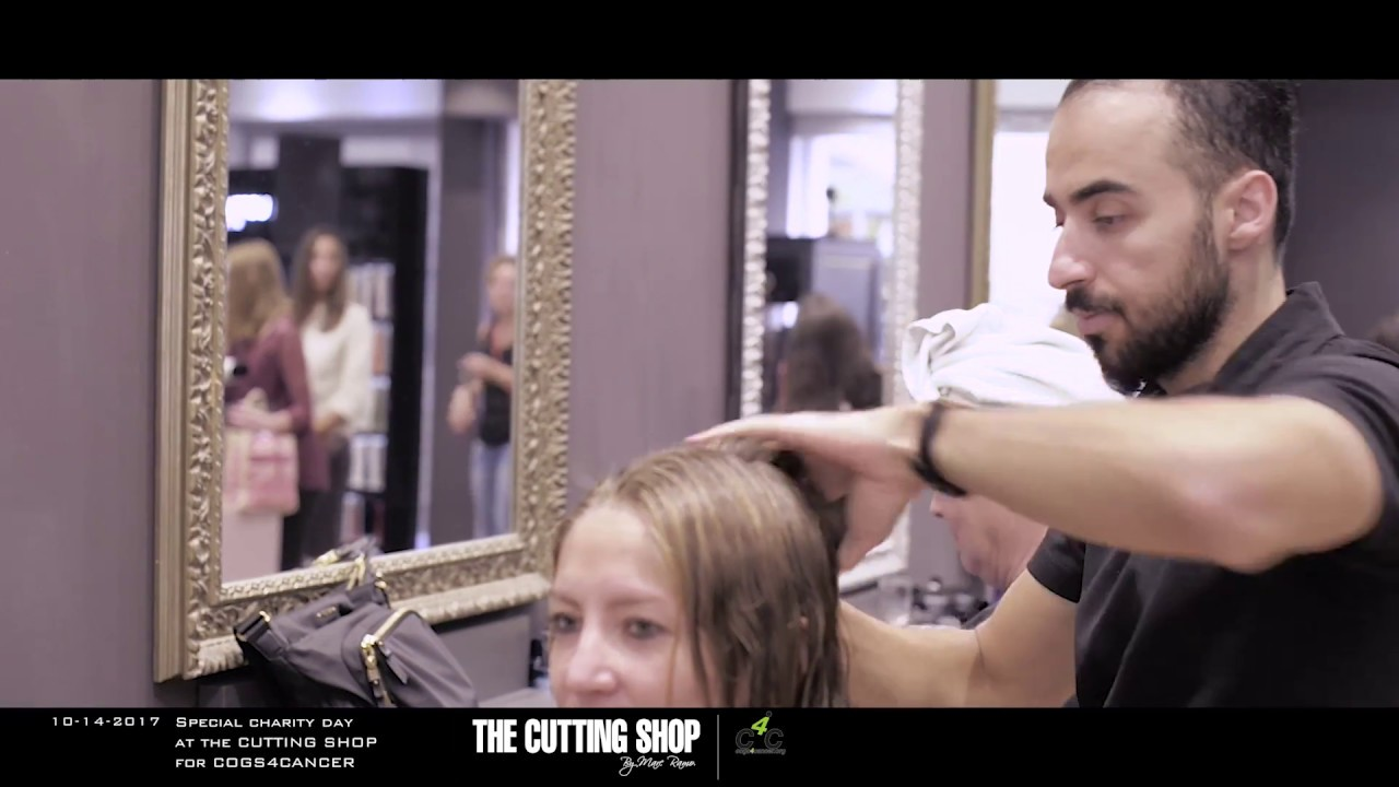 The Cutting Shop By Marc Ramo Pour Cogs4cancer Youtube