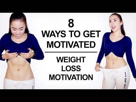 �� 8 Ways to Motivate Yourself to Work Out | Work Out / Weight Loss Motivation ⚡️