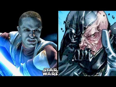 Starkiller's Thoughts When Seeing Darth Vader's Face Without His Mask On! (Legends)