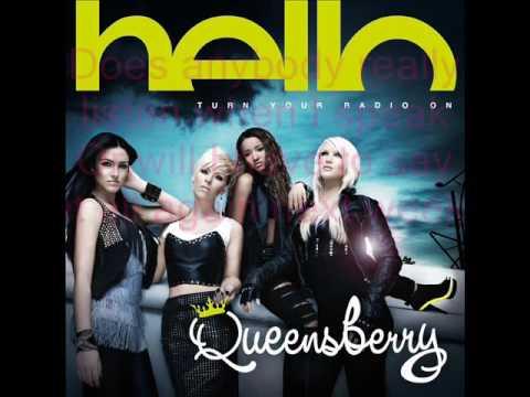 Queensberry   Hello turn your radio on Lyrics