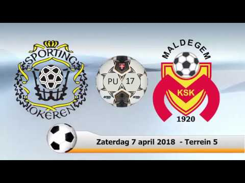 Pr.U17 Sporting Lokeren - SK Maldegem