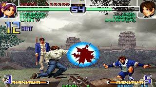 [TAS] KOF 2002 Magic Plus II - Arcade Random Team #32
