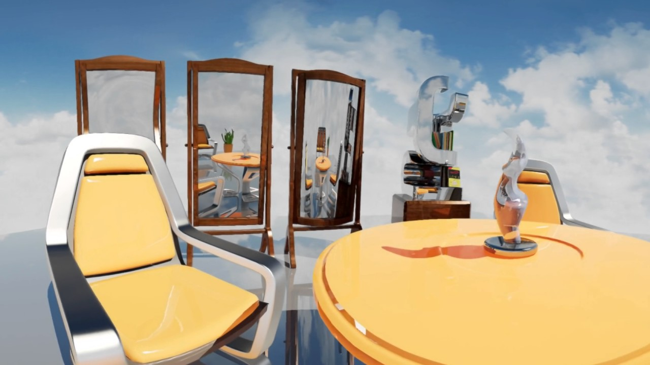 Creating Unreal Engine 360° panoramas the easy way with ray