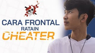 AURA KASIIIH | CARA FRONTAL RATAIN CHEATER!